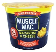 Muscle Mac - High Protein Macaroni & Cheese Cup - 3.6 oz.