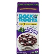 Back to the Roots - Organic Stoneground Flakes Cereal Purple Corn - 10 oz.