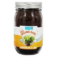 Back to the Roots - Garden-In-A-Jar Organic Basil