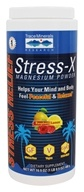 Trace Minerals Research - Stress-X Magnesium Powder Raspberry Lemon - 16.9 oz.