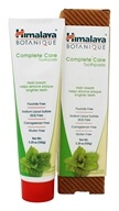 Botanique by Himalaya - Complete Care Toothpaste Simply Peppermint - 5.29 oz.