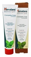 Botanique by Himalaya - Complete Care Toothpaste Simply Mint - 5.29 oz.