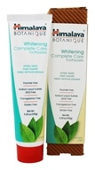 Botanique by Himalaya - Whitening Complete Care Toothpaste Simply Mint - 5.29 oz.