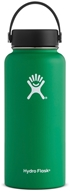 Hydro Flask - Stainless Steel Water Bottle Vacuum Insulated Wide Mouth with Flex Cap Forest - 32 oz.