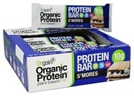 Orgain - Organic Protein Plant Based Bar S'mores - 12 Bars