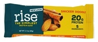 Rise Foods - Rise Protein Bar Snicker Doodle - 2.1 oz.