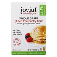 Jovial Foods - Gluten-Free Whole Grain Pastry Flour - 24 oz.