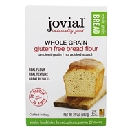 Jovial Foods - Gluten-Free Whole Grain Bread Flour - 24 oz.