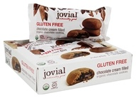 Jovial Foods - Organic Cookies Chocolate Cream Filled - 7 oz.
