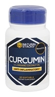 Curcumin with Organic Coconut Oil - 60 Softgels