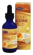 Life-Flo - Liquid Iodine Plus Orange - 2 oz.