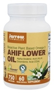 Jarrow Formulas - Ahiflower Oil Bioactive Plant Based Omega-3 750 mg. - 60 Vegan Softgel(s)