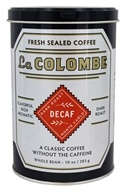 La Colombe - Monte Carlo Dark Roast Decaffeinated Fresh Sealed Coffee - 10 oz.