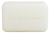 One With Nature - Dead Sea Mineral Bar Soap Goat's Milk - 4 oz.