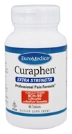 EuroMedica - Curaphen Professional Pain Formula Extra Strength - 60 Tablets