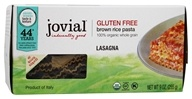 Jovial Foods - Gluten Free Brown Rice Lasagna Pasta - 9 oz.