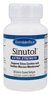 EuroMedica - Sinutol Extra Strength - 30 Enteric Coated Softgels