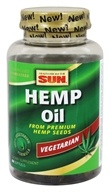 Health From The Sun - Hemp Oil - 60 Softgels