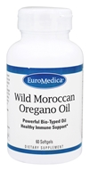 EuroMedica - Wild Moroccan Oregano Oil - 60 Softgels