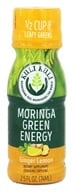 Kuli Kuli - Moringa Green Energy Shot Ginger Lemon - 2.5 oz.