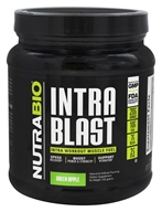 NutraBio - Intra Blast Green Apple - 725 Grams