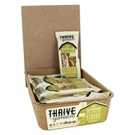 GoMacro - Organic Thrive Bars Box Ginger Lemon - 12 Bars