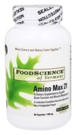 FoodScience of Vermont - Amino Max 21 750 mg. - 90 Capsules