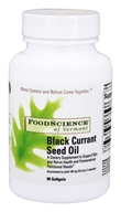 FoodScience of Vermont - Black Currant Seed Oil - 90 Softgels