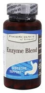 FoodScience of Vermont - Enzyme Blend Digestive Support - 90 Capsules