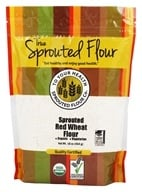 To Your Health - Organic Gluten-Free Sprouted Red Wheat Flour - 16 oz.