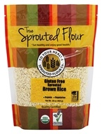 To Your Health - Organic Gluten-Free Sprouted Brown Rice - 16 oz.