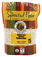 To Your Health - Organic Gluten-Free Sprouted Rolled Oats - 16 oz.