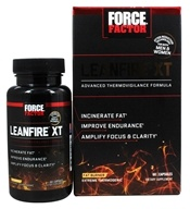 Force Factor - LeanFire XT Advanced Thermovigilance Formula - 60 Capsules