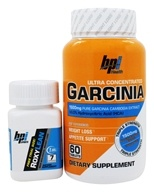 BPI Sports - Ultra Concentrated Garcinia With Bonus RoxyLean Sample - 60 Tablets