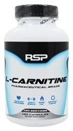 RSP Nutrition - L-Carnitine Pharmaceutical Grade 500 mg. - 120 Capsules