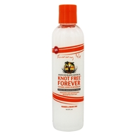 Sunny Isle - Jamaican Black Castor Oil Knot Free Forever Natural Leave In Conditioner - 8 oz.