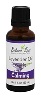 Botanic Spa - 100% Pure Essential Oil Lavender - 1 oz.
