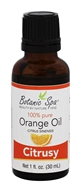 Botanic Spa - 100% Pure Essential Oil Orange - 1 oz.