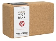 Manduka - Cork Yoga Block