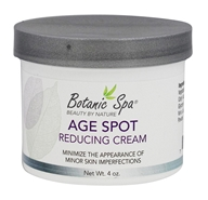 Botanic Spa - Age Spot Reducing Cream - 4 oz.