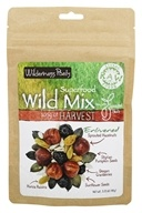 Wilderness Poets - Organic Raw Superfood Wild Mix Song of Harvest - 3.25 oz.