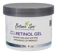 Botanic Spa - Retinol Gel - 4 oz.