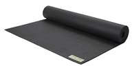 JadeYoga - Travel Yoga Mat Black - 68 in.