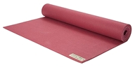 JadeYoga - Harmony Yoga Mat Raspberry - 68 in.