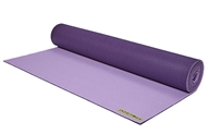 JadeYoga - Harmony Yoga Mat Lavender/Purple - 71 in.