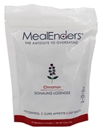 MealEnders - Antidote to Overeating Signaling Appetite Lozenges Cinnamon - 25 Lozenges