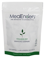 MealEnders - Signaling Appetite Lozenges Chocolate Mint - 25 Lozenges