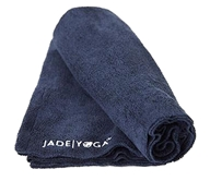 JadeYoga - Microfiber Yoga Hand Towel Midnight Blue
