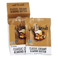 Wild Friends - Almond Butter Classic Creamy - 1.15 oz.