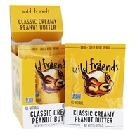 Wild Friends - Peanut Butter Classic Creamy - 1.15 oz.